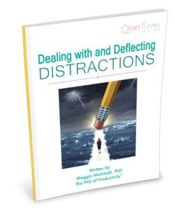 Deflecting Distractions Design 2 - Perspective Scaled