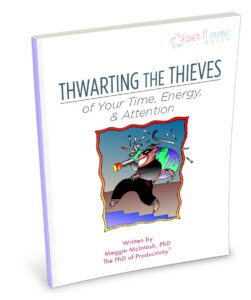 Thwarting Time Thieves - Perspective