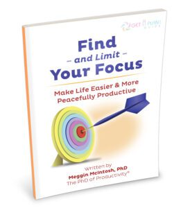Find & Limit Your Focus - Perspective