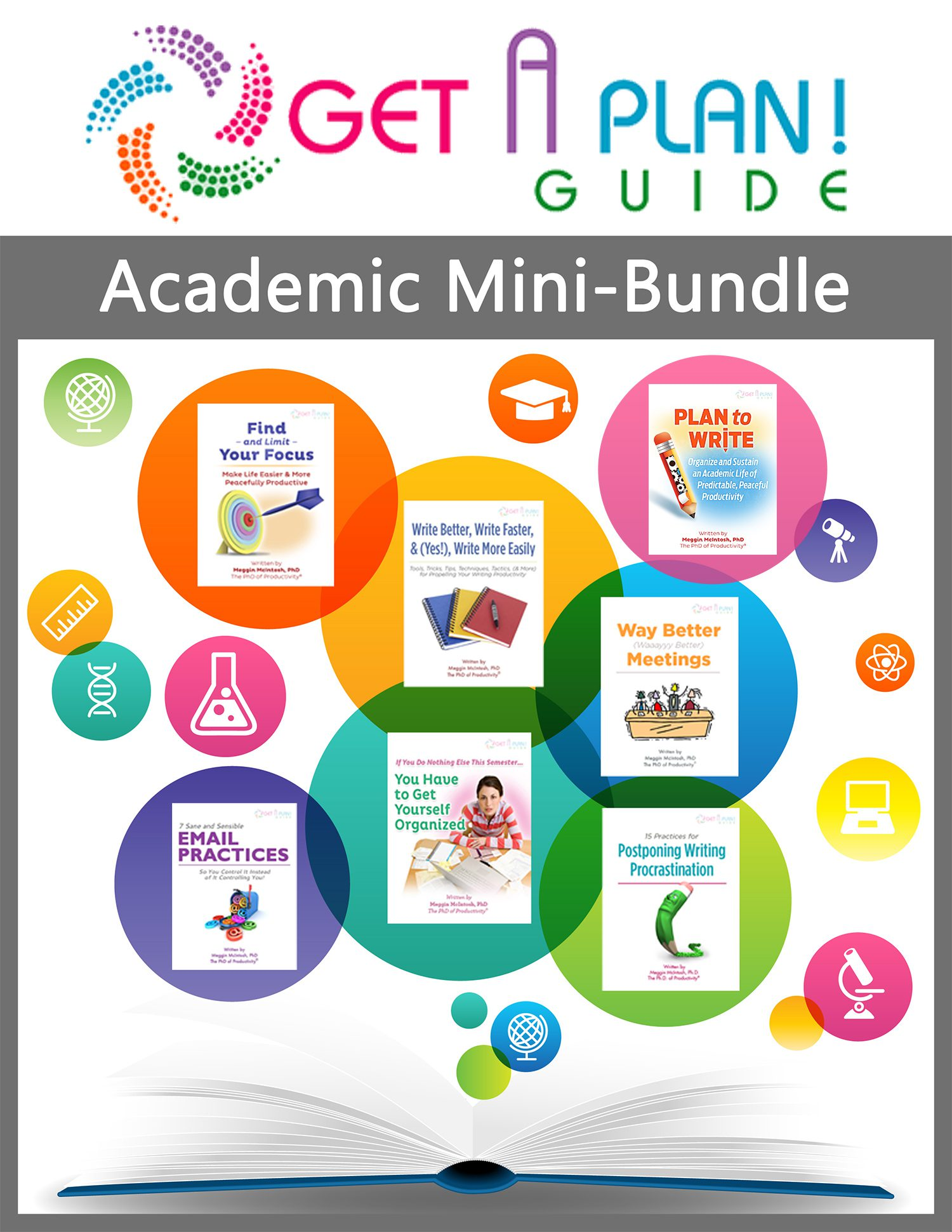 Get a Plan! Guide — Academic Mini-Bundle